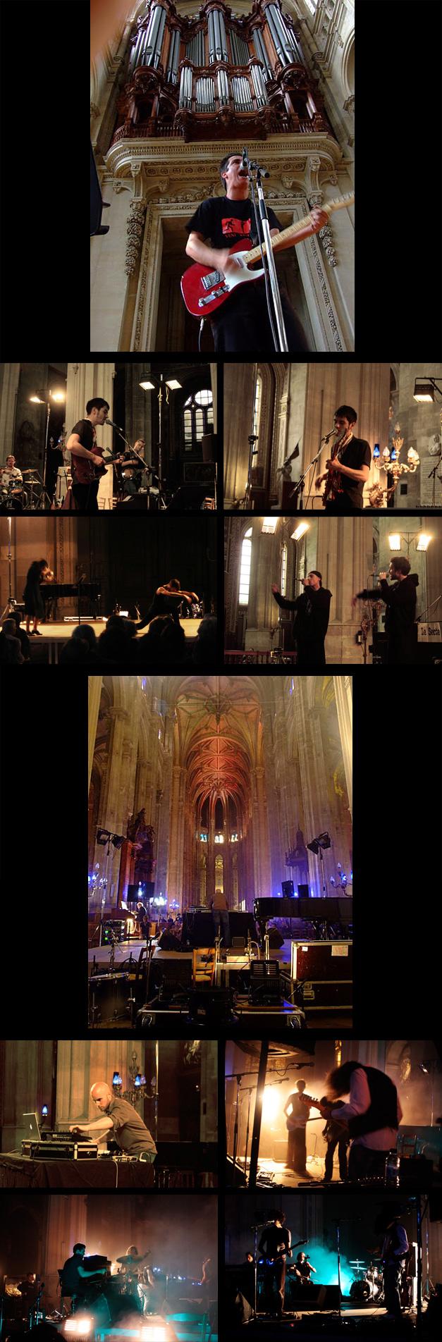 Porfolio da-conceicao.com : festival des 36 heures de Saint-Eustache 2009