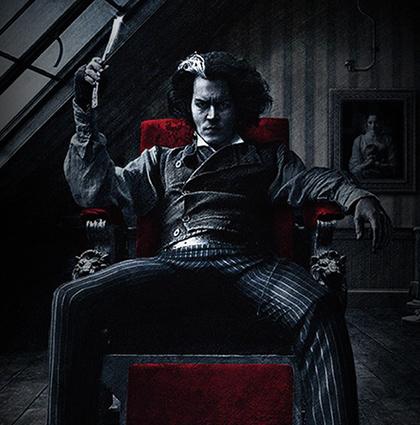 xulux Hors Série : Sweeney todd et le romantisme noir