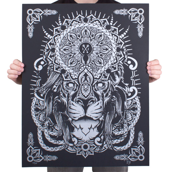 Joshua M. Smith | 081 - New Silk Screen Prints