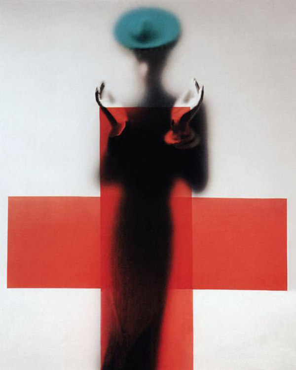 Erwin Blumenfeld | Do your part for the Red Cross, 1945