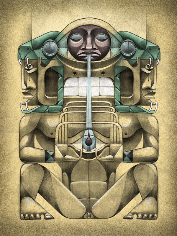 jorge Lewis l'illustrateur du spirituel - Jorges Lewis - Soñante