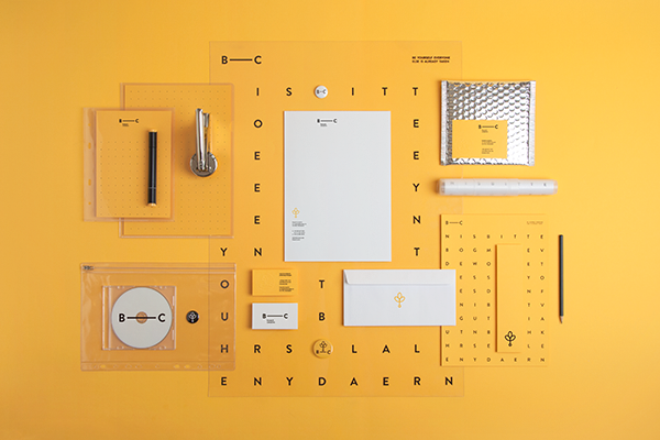 inspiration graphique : identité visuelle Noeeko & Michal Sycz | Branch Creative