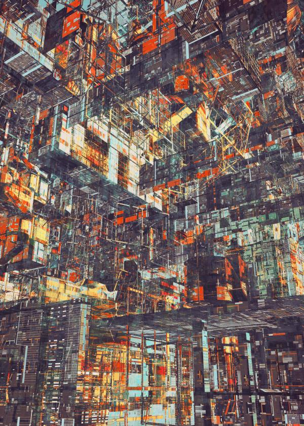 atelier olschinsky | MEGA STRUCTURE