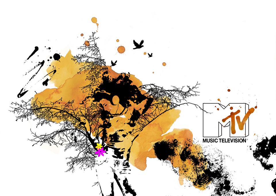 Illustrations MTV réalisation da-conceicao.com