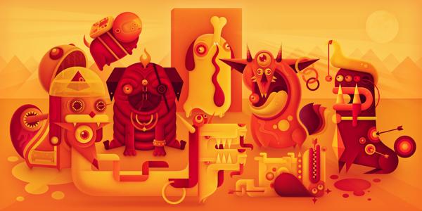 Kamil Białogrzywy | The Dog's Odyssey