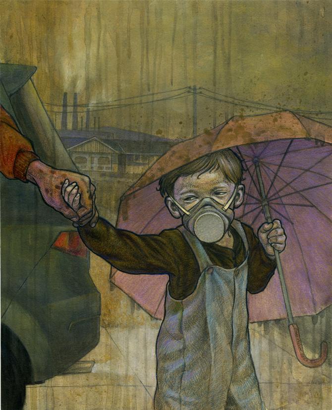 BorisPelcer - Air Pollution