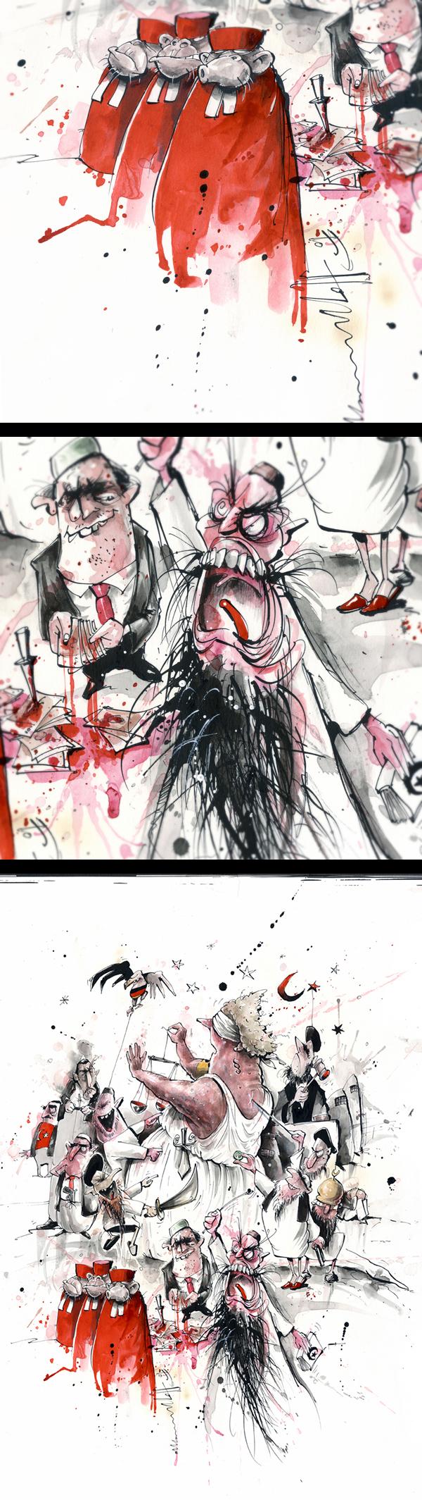 Frank Hoppmann | Rolling Stone magazin : Parallelgesellschaft - 2011
