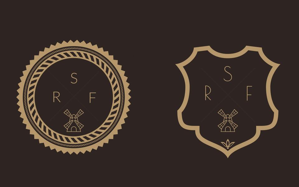 Création du logotype de la boutique d'épices Relax & Spices Factory