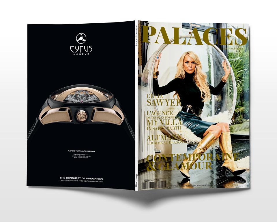 Palaces Magazine - Hiver 2019