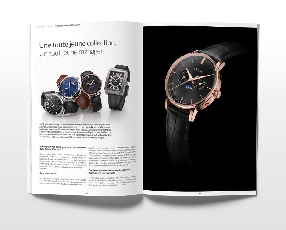 da-conceicao.com - Magazine de luxe - palaces magazine - Hiver 2019 - couverture